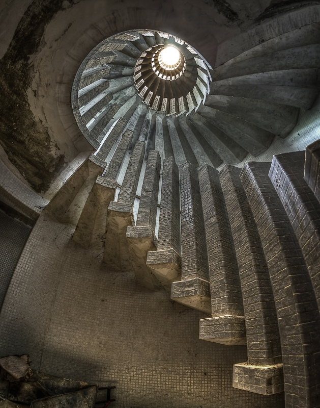 Monster Stairs
