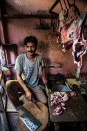 Butcher from Shadipur